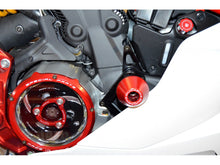 Load image into Gallery viewer, Ducati Supersport 939 2017-2019 Ducabike Crash Frame Slider Protectors 4 Color