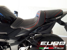 Load image into Gallery viewer, Suzuki GSR Naked 750 Top Sellerie Comfort Seat Gel/Heat Options REF3672