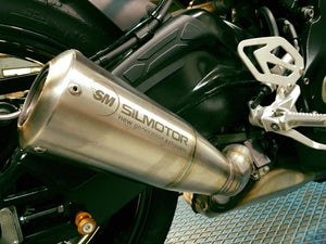 BMW S1000RR 2017-2018 Silmotor Exhaust Slipon Silencer Muffler GP2 New