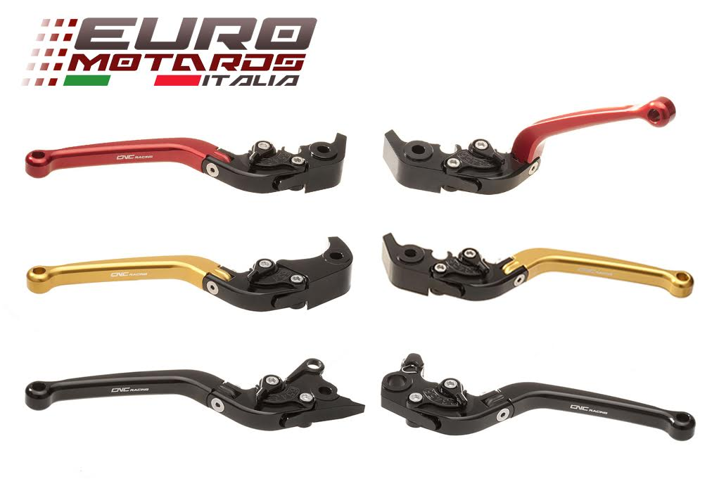 Ducati 998 /S /R CNC Racing Foldable Brake & Clutch Levers New