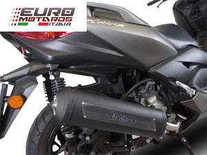 Yamaha X-Max 300 2017-2018 GPR Exhaust Full System 4Road Road Legal + Catalyst