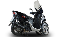 Load image into Gallery viewer, GPR Exhaust Full System Furore Nero Road Legal For Yamaha Tricity 125 2014-2017