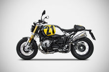 Load image into Gallery viewer, BMW RnineT R-nine T 2017-2019 Zard Exhaust High Mount Limited SlipOn Silencer