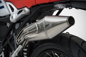 BMW RnineT R-nine T 2017-2019 Zard Exhaust R80 Version SlipOn Racing Silencer