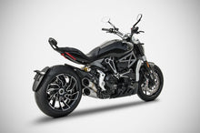 Load image into Gallery viewer, Ducati X Diavel /S 2016-2018 Zard Exhaust Full System Kit Inox Silencer