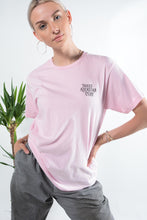 Load image into Gallery viewer, Failed Rockstar Club t-shirt in pink