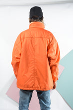 Load image into Gallery viewer, Vintage Padded Jacket in Orange