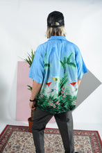 Load image into Gallery viewer, Vintage Las Vegas pattern shirt