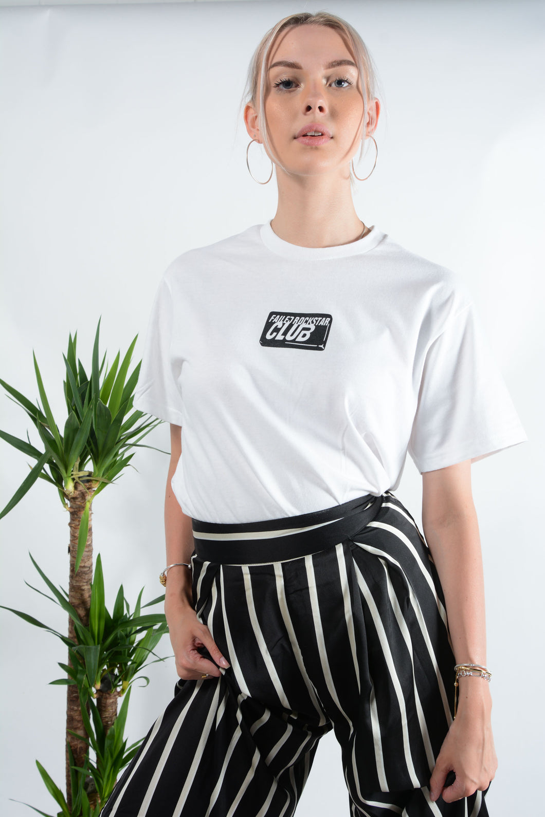 FRC soap logo t-shirt in white