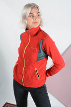 Load image into Gallery viewer, Vintage Columbia Fleece Jacket in Red - L