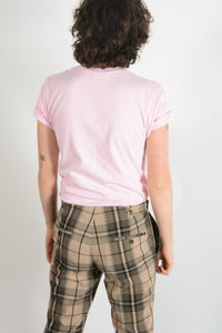 Failed Rockstar Club t-shirt in pink