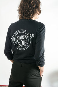 FRC long sleeve soda t-shirt in black