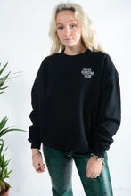 Load image into Gallery viewer, Failed Rockstar Club sweatshirt in black