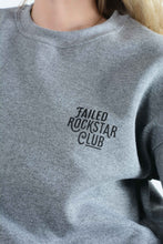 Load image into Gallery viewer, Failed Rockstar Club sweatshirt in grey