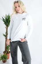 Load image into Gallery viewer, FRC long sleeve soda t-shirt in white
