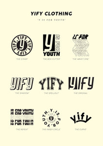 YIFY multi logo Poster A2