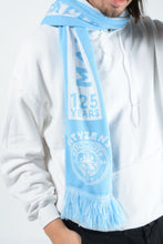 Load image into Gallery viewer, Vintage Man City Football Scarf