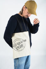 Load image into Gallery viewer, Failed Rockstar Club Canvas Tote Bag