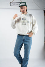 Load image into Gallery viewer, Vintage Sweatshirt in Beige with Front Print