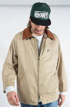 Load image into Gallery viewer, Vintage Marlboro Classics Harrington Jacket in Beige - L