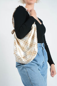 Reworked patterned bag