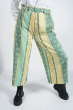 Load image into Gallery viewer, Bespoke handmade Wide Leg Trousers