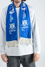 Load image into Gallery viewer, Vintage Everton Football Scarf in Blue - 1 Size