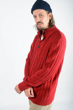 Load image into Gallery viewer, Vintage Nautica Jumper in Red