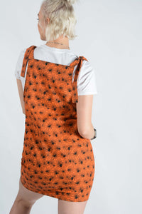 Bespoke Handmade Halloween Pinafore Dress