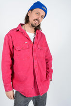 Load image into Gallery viewer, Vintage Carhartt Workwear Overshirt in Red Stone Wash - XL