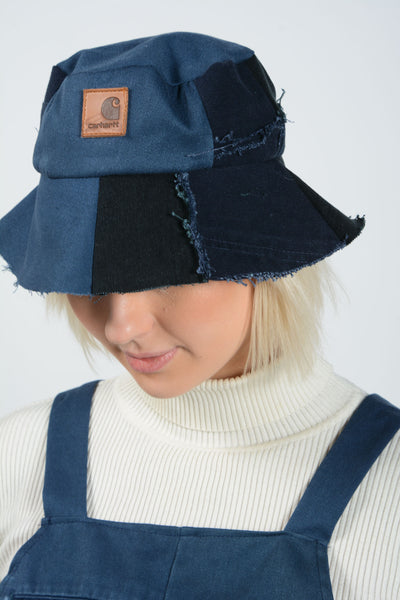 Reworked Carhartt Utility Bucket Hat - S