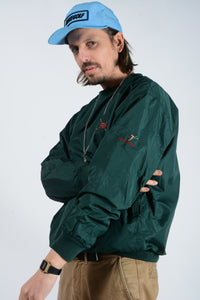 Vintage Ralph Lauren Golf Jacket in Green - M