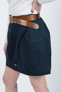 Reworked Dickies Utility Workwear Skirt - 32-34""
