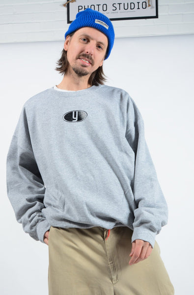 Oval Graphic Print Sweatshirt (available in 3 colours)