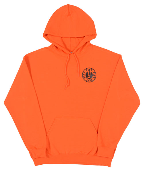 Stamp Graphic Print Hoodie (available in 4 colours)
