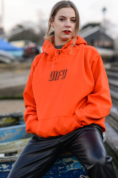 YIFY Shadow Graphic Print Hoodie (available in 3 colours)
