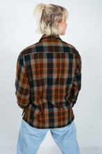 Load image into Gallery viewer, Vintage 90's Dickies Shirt Workwear Flannel -L