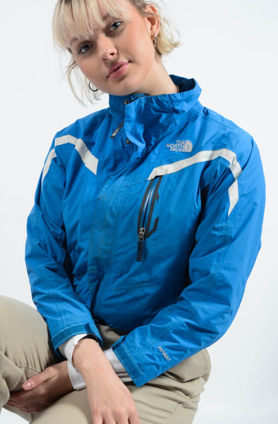 Vintage North Face Jacket in Blue - M