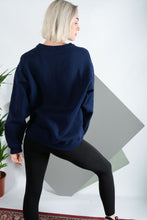 Load image into Gallery viewer, Reworked oversized sweatshirt with pocket