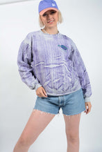 Load image into Gallery viewer, Cropped sweatshirt with elasticated waist and pocket