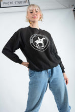 Load image into Gallery viewer, Vintage Lee Sweatshirt with graphic print logo