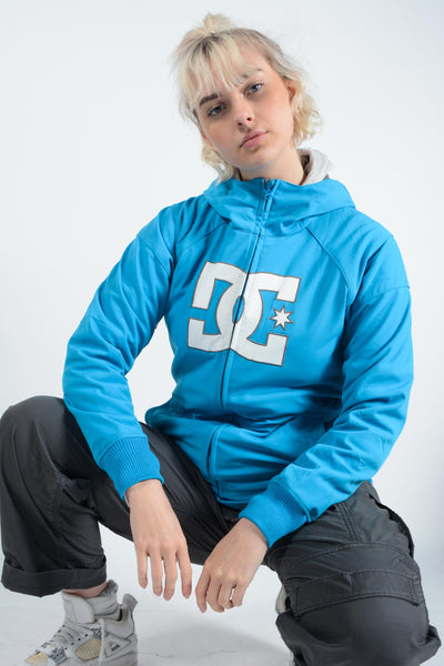 Vintage 90's DC Jacket Relaxed Blue - L