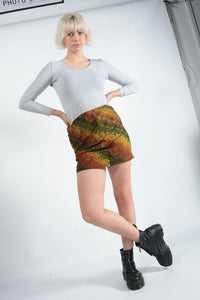 Rework Vintage Mini Skirt