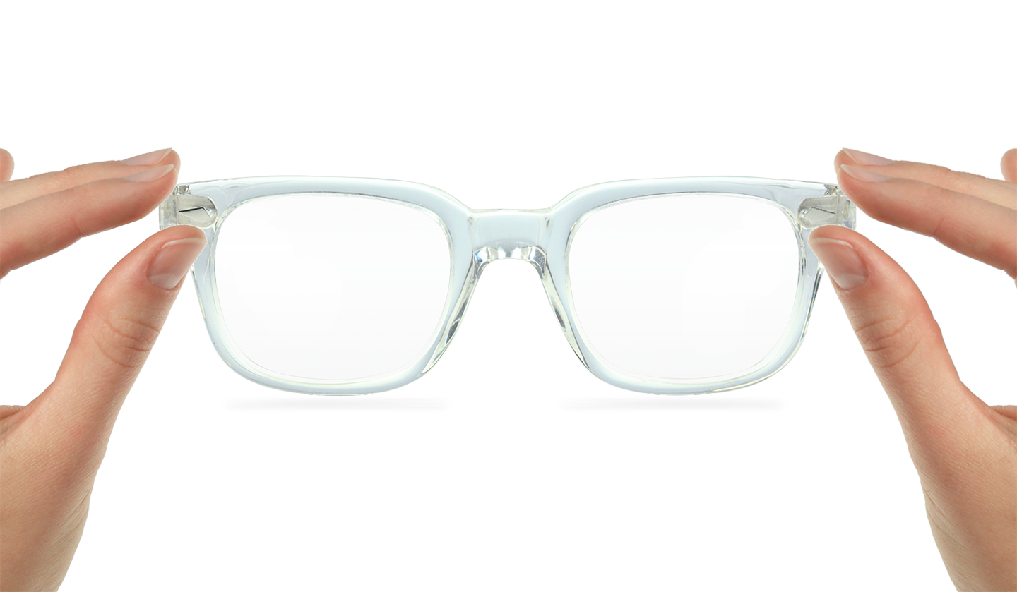 Transparent Frame Fashion Glasses : Lookmatic - Eyewear Evolved: Online Rx Glasses & Sunglasses