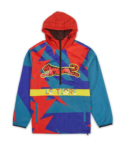Color Geo Anorak