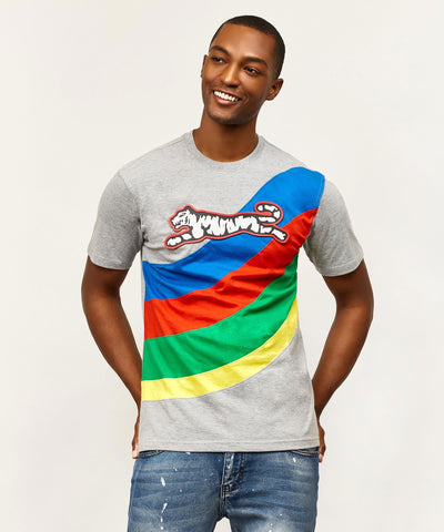 Colorblock Wave Tee