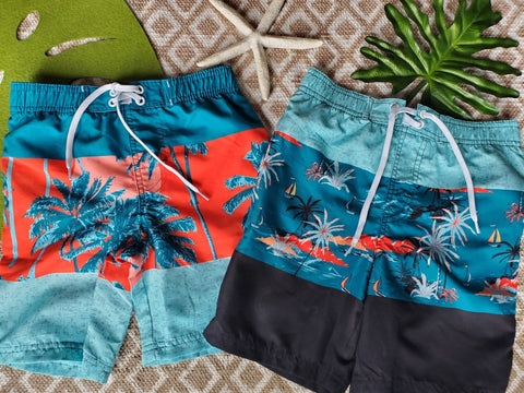 Boys Biscay Bay Swimshorts