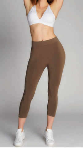 3/4 Bamboo Leggings