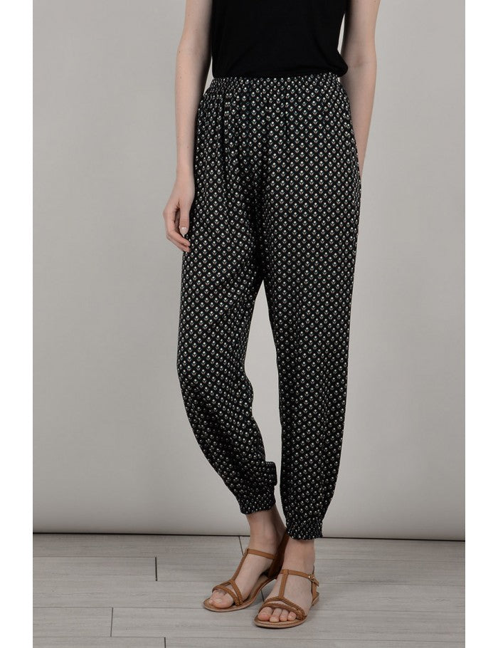 Molly Bracken Printed Jogger Pant