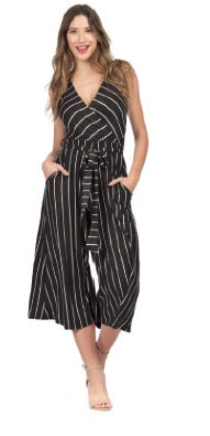 Papillon Multi Stripe Jumpsuit